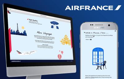 Airfrance Mon Voyage