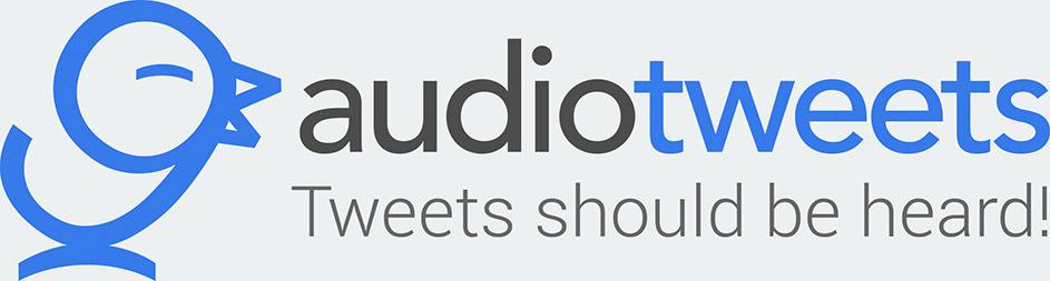 Audiotweets logo