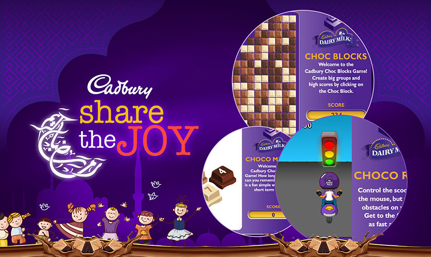 Cadbury Game