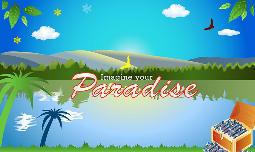 Candyland Paradise