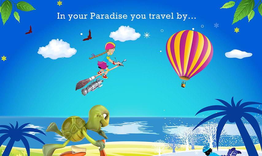 Candyland Facebook App