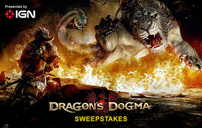Dragon's Dogma Sweepstakes