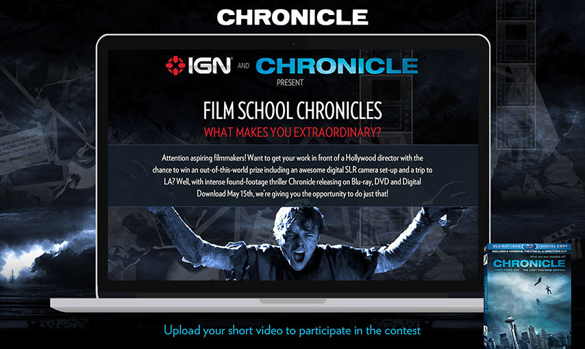 Chronicle Video Contest