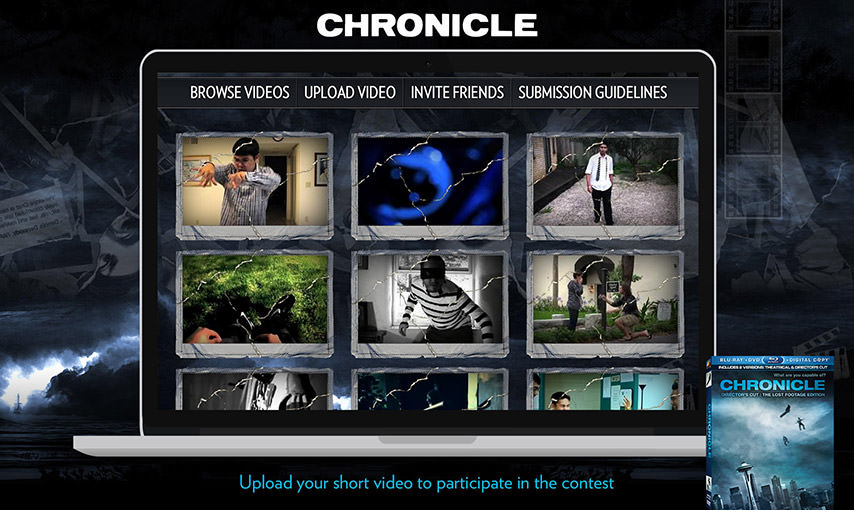 Video Contest App