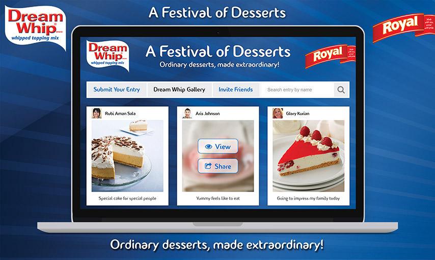 Dessert Recipe Contest