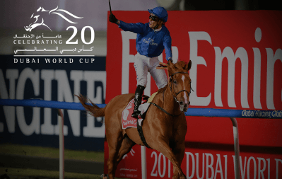 20th Dubai World Cup Moments