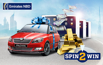 Emirates NBD Spin to Win