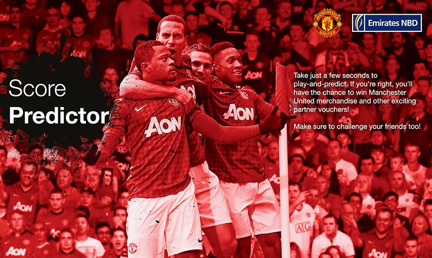 Manchester United Score Predictor