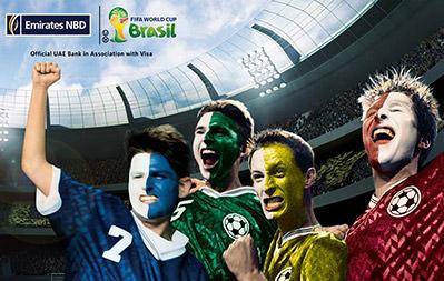 ENBD - FIFA World Cup 2014