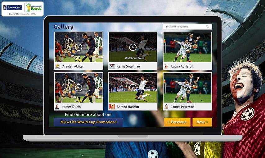 Facebook Contest App