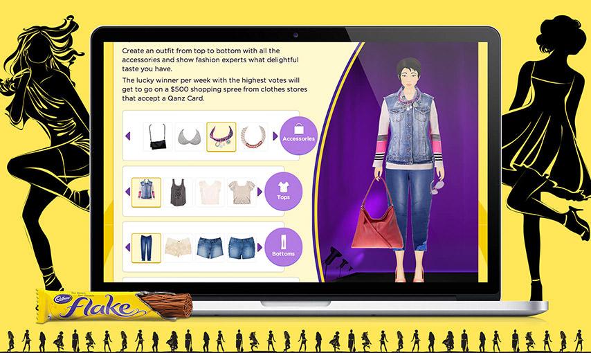 Fashion Facebook Application