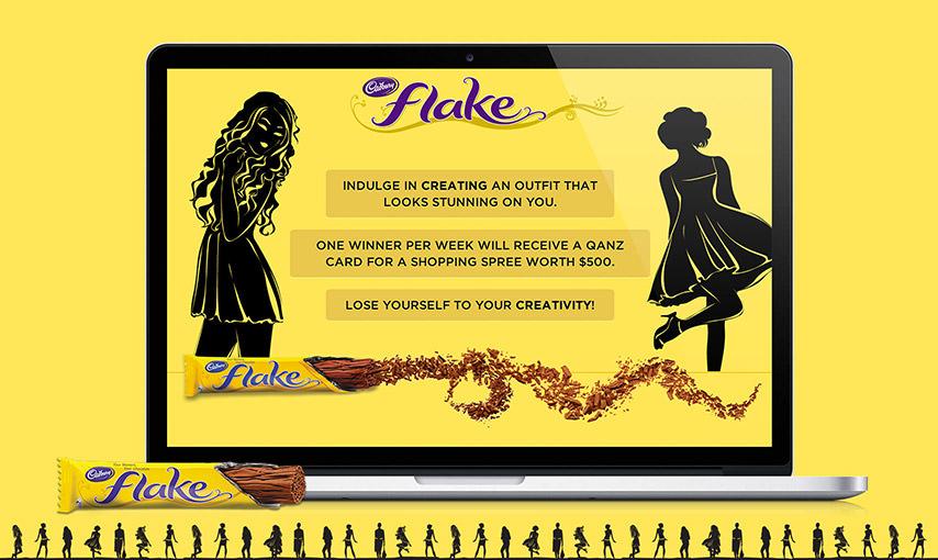 Flake Facebook App