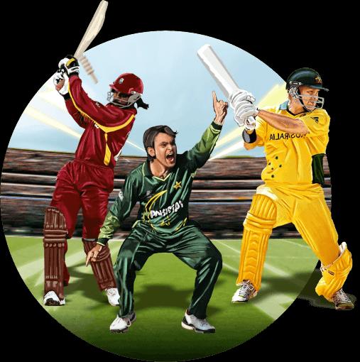 Cricket Fantasy App