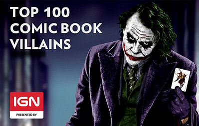 IGN Top Villains