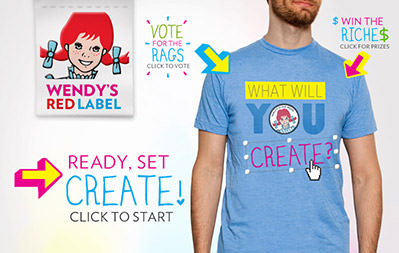 Wendy's - What will you create?