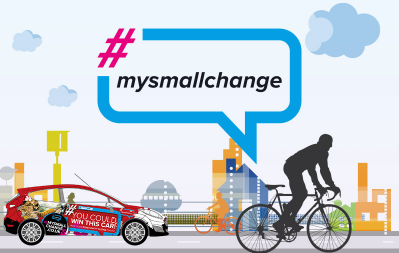 MySmallChange Pledge App