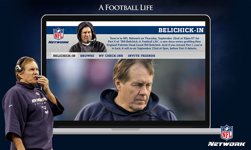 Belichick-In App