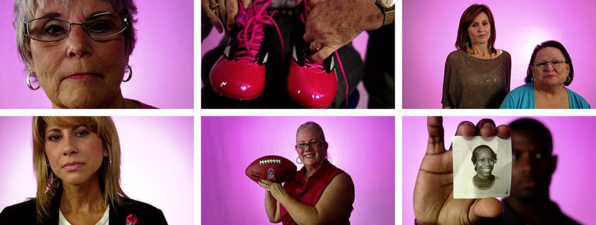 NFL Breast Cancer Campaign
