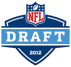 NFL Draft 2012 Logo
