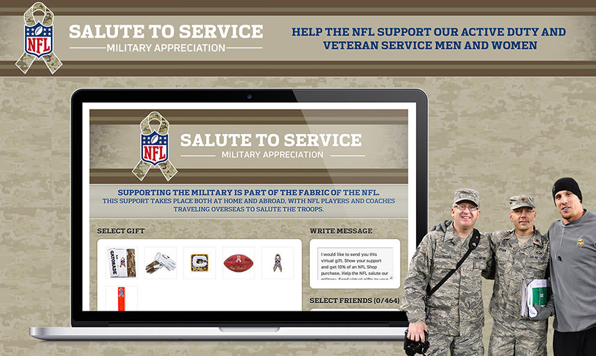 Salute to Service App