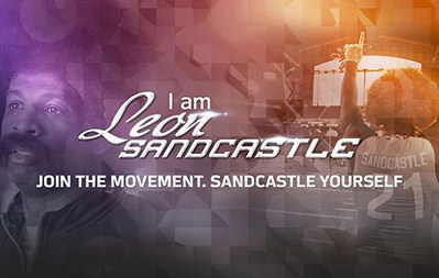 I am Leon Sandcastle