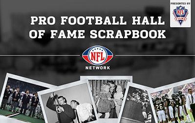 NFL Film Scrapbook