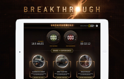 NGC Breakthrough