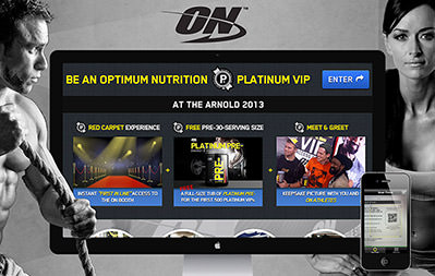 Be an ON Platinum VIP