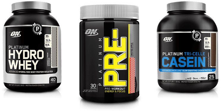 Optimum Nutrition Products