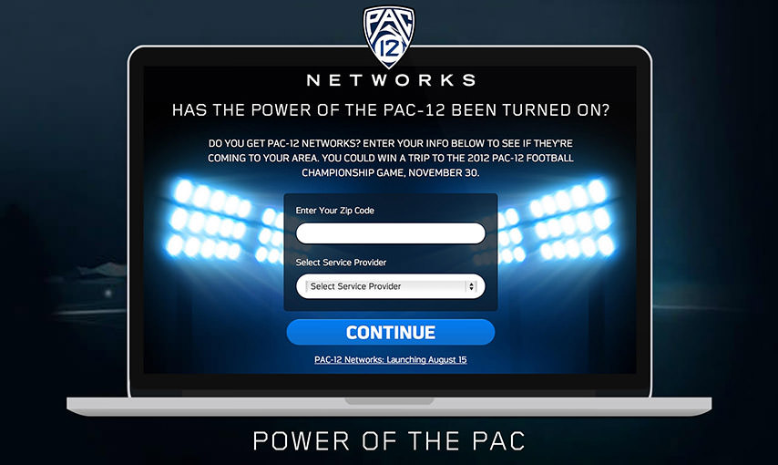 Power of the Pac