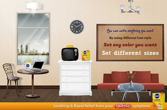 Virtual Room Decorator App