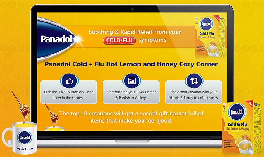 Panadol Facebook App