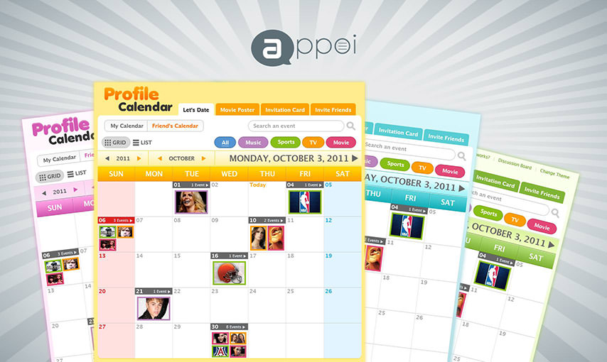 Appoi Calendar App