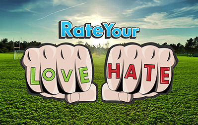 Rate Your Love Hate