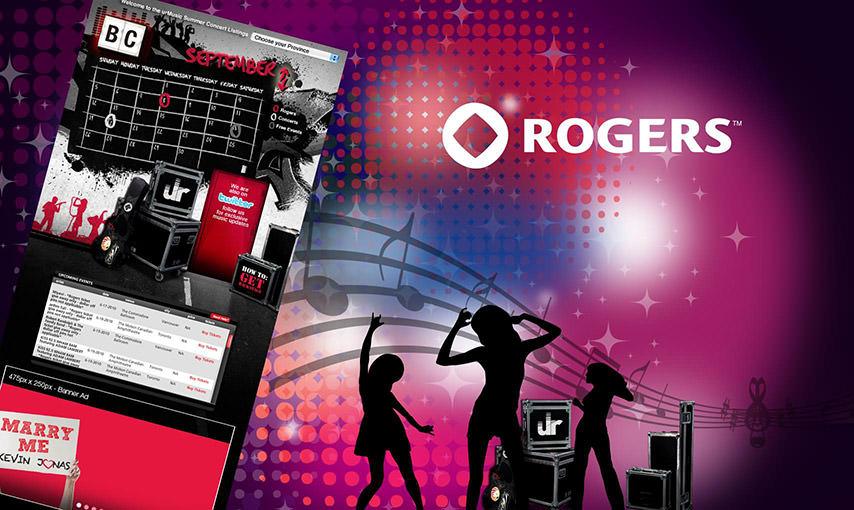 Rogers Facebook App