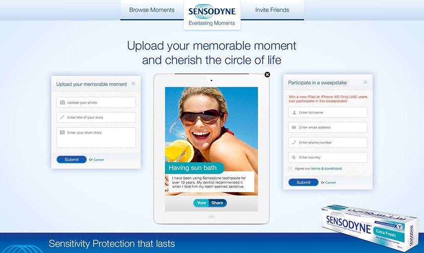 Sensodyne Photo Gallery