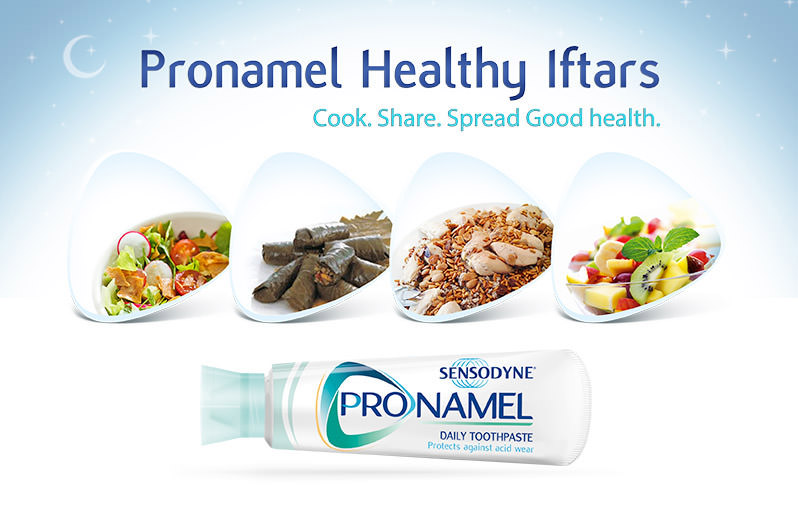 Pronamel - Healthy Iftar