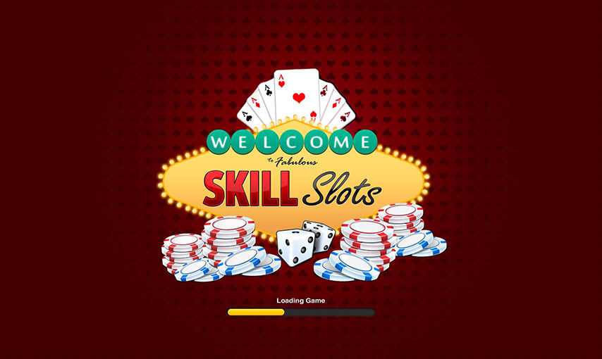 Skill Slot Game