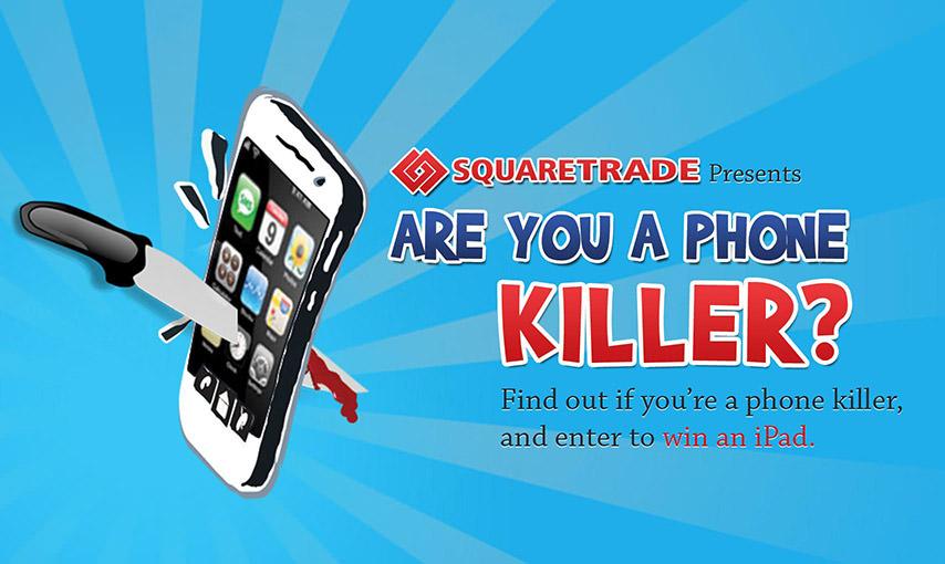 Square Trade Quiz App