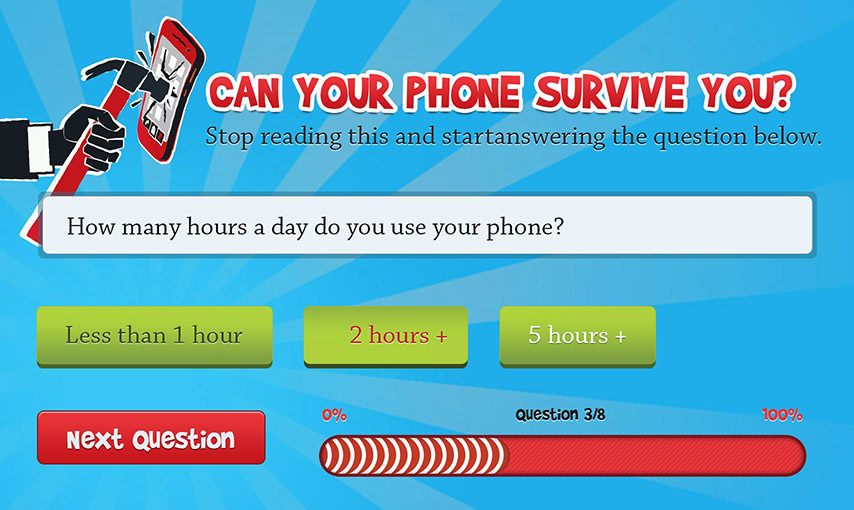 Are you a phone killer app