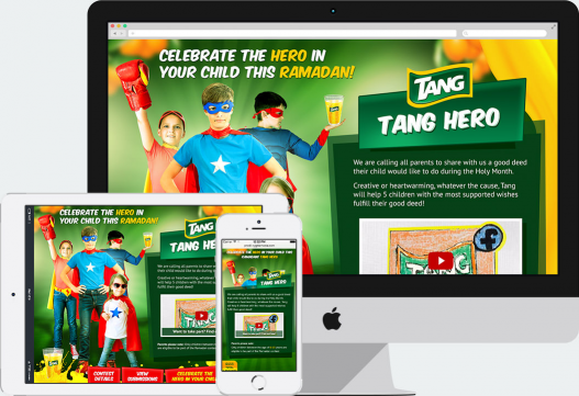 Tang Hero Application