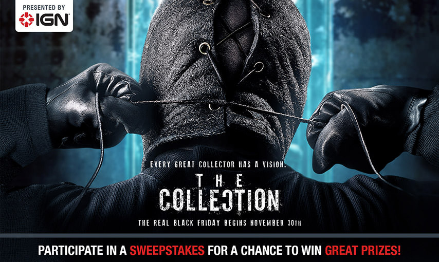 The Collection Movie App