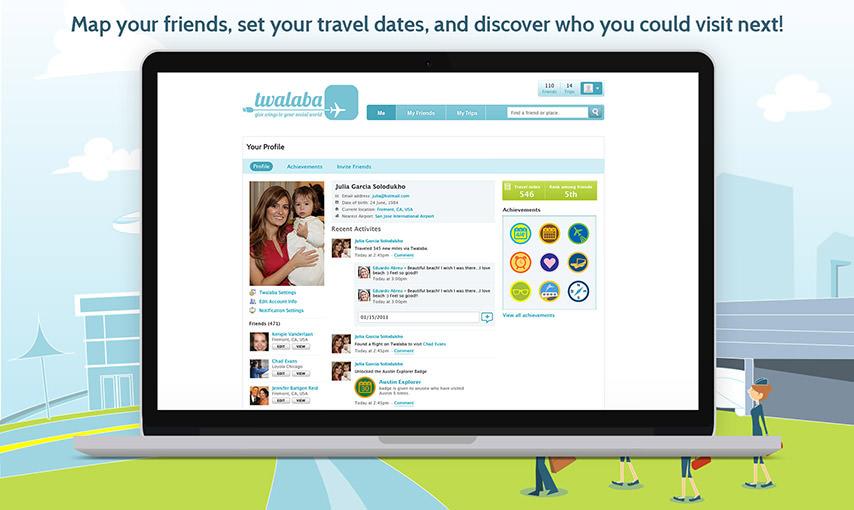 App for travelers