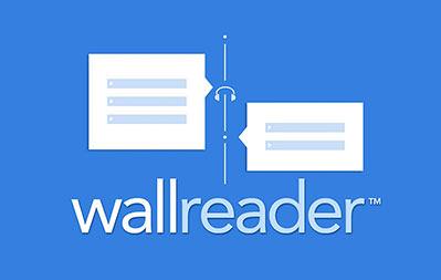 Wallreader