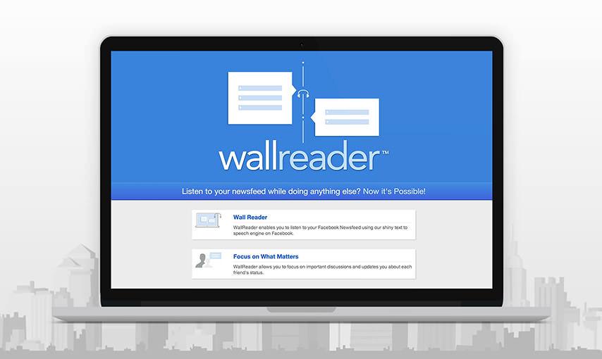 Wall Reader App