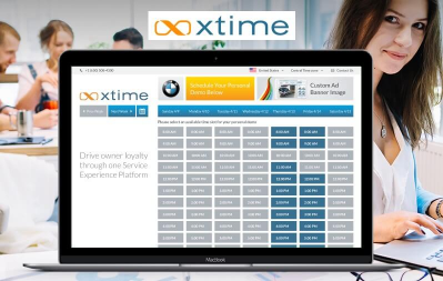 XTime Appointment Scheduler App