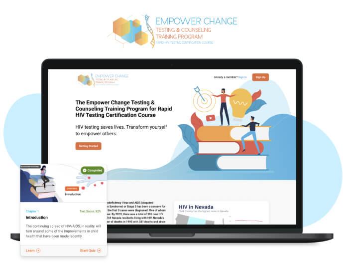 Online Training & Certification Platform