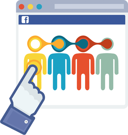 develop custom facebook page