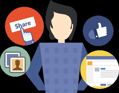 Facebook page app development