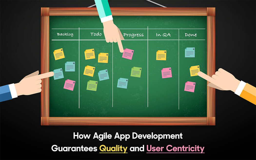 How Agile App Development Ensure Quality and User Centricity